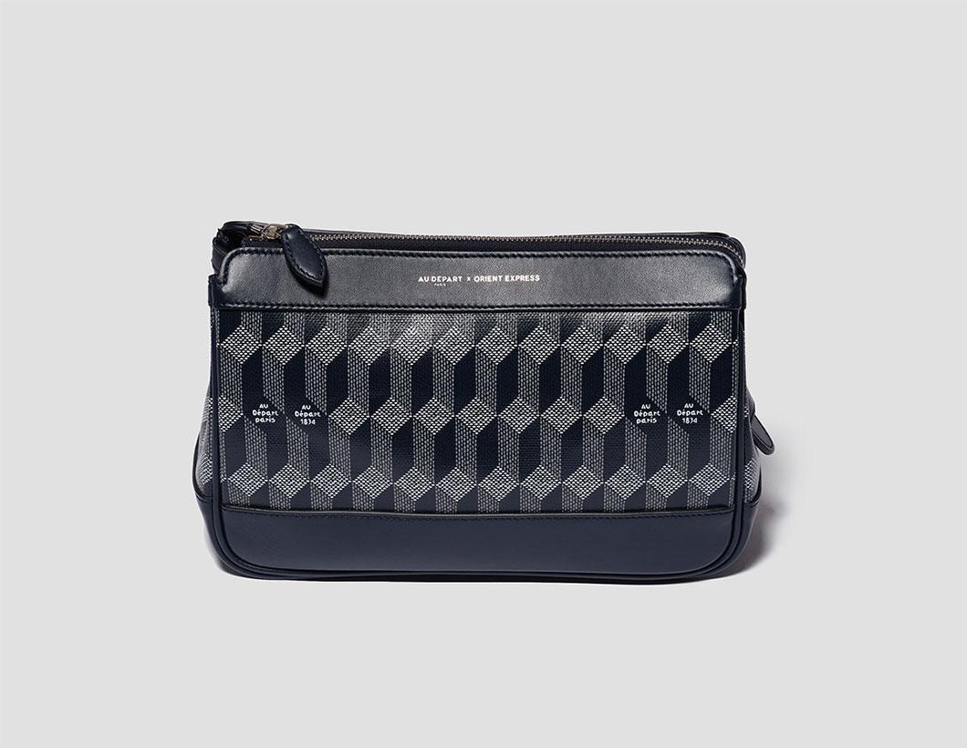 Au Départ Vanity Bag
