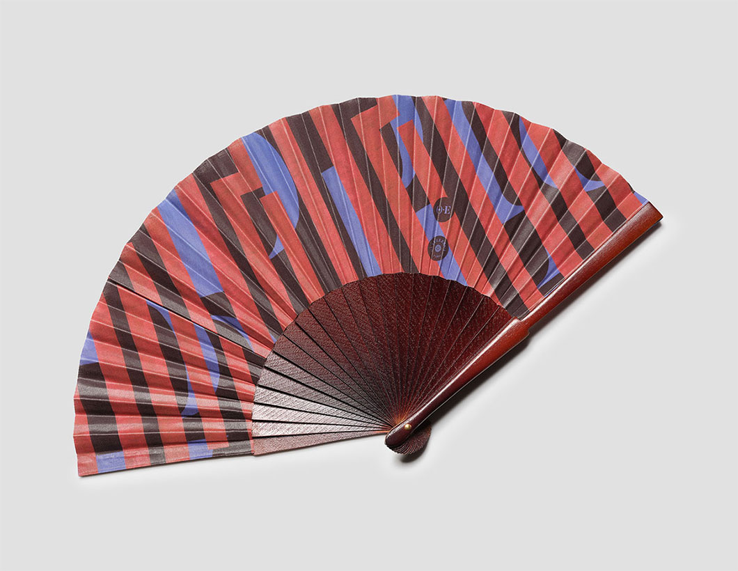 Philippine Poplu Duvelleroy Fan