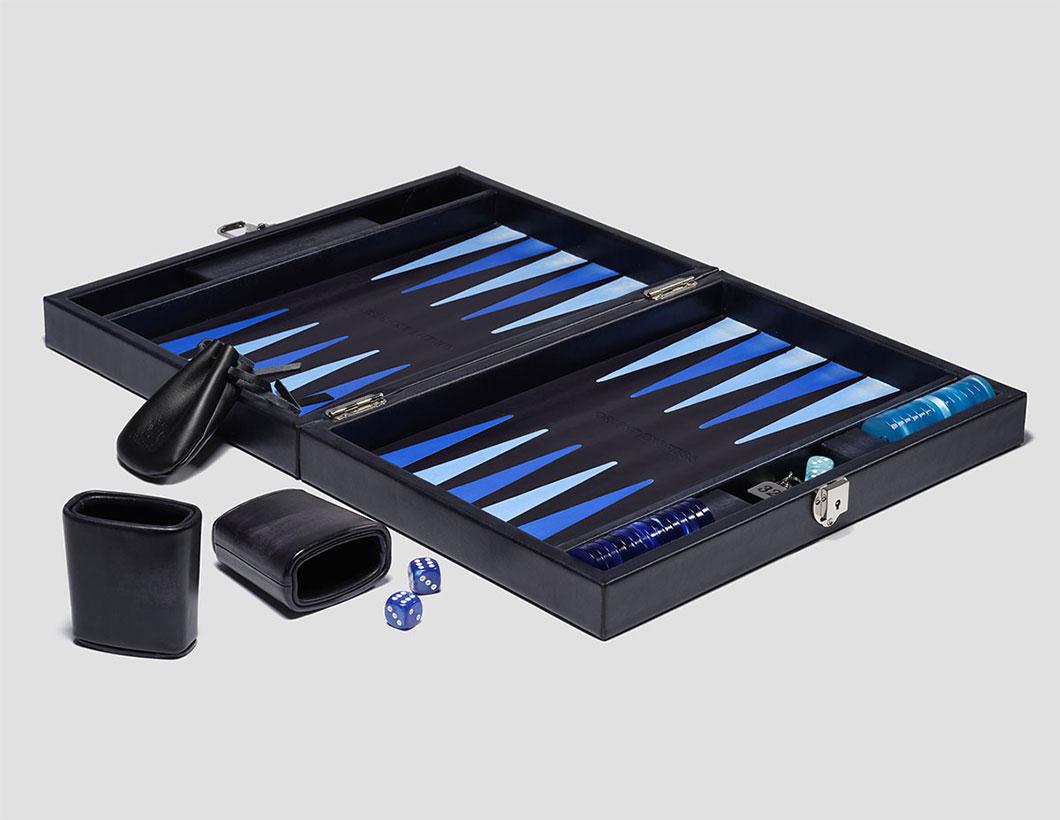Hector Saxe Backgammon Set