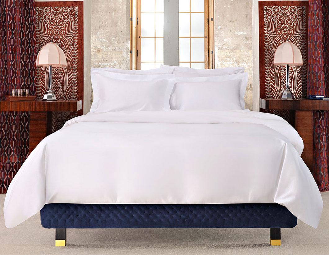 Sateen Duvet Cover & Pillow Sham Sets